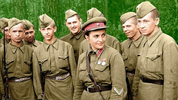 Así lucharon las mujeres en la Segunda Guerra Mundial