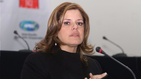 Mercedes Aráoz jurará al cargo el domingo 17 de septiembre en Palacio de Gobierno.       | Fuente Andina