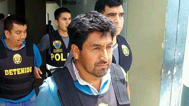 Se detuvo a Julio Tineo Cuzque (34) y Julio Ramos Becerra (33).