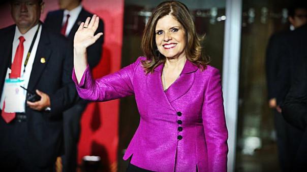 Mercedes Aráoz asumirá el cargo de primera ministra