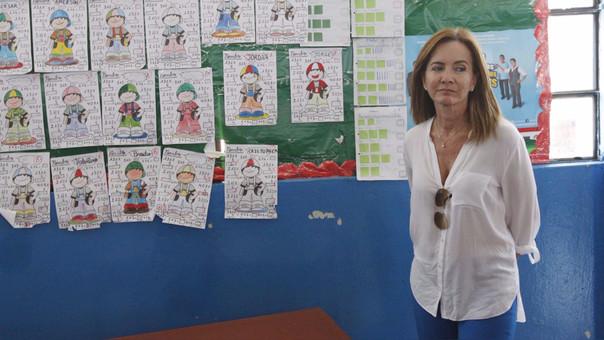 Martens se va del Ministerio de Educación cerca de cumplir nueve meses de gestión.