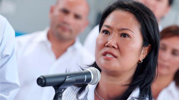 Keiko Fujimori respondió sobre su supuesta oposición al desarrollo del proyecto Chinecas.