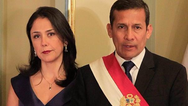 Piura: declaran infundado habeas corpus a Ollanta Humala y Nadine Heredia