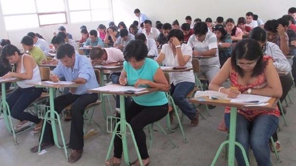 evaluación a profesores