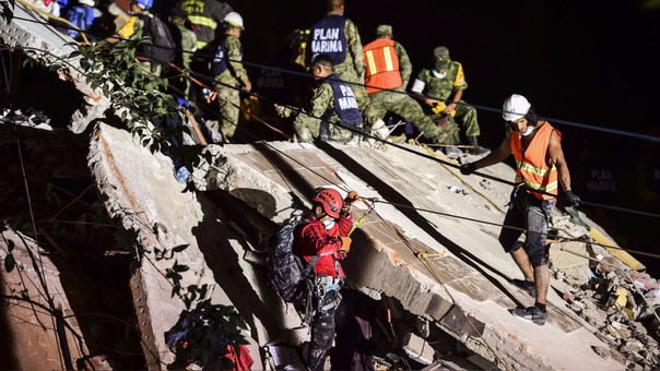 Lima podría sufrir un terremoto de igual o mayor magnitud al que ocurrió este martes en México debido a un silencio sísmico de más de cien años.