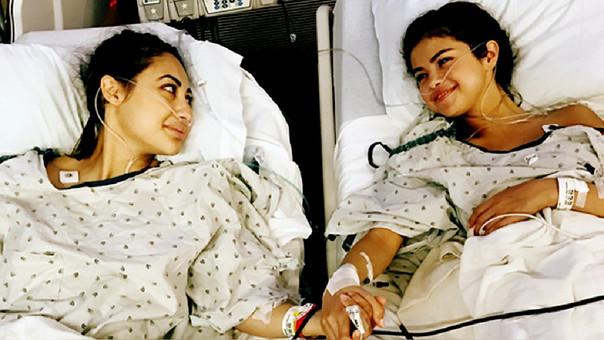 Selena Gomez: Amiga que le donó riñón muestra sus cicatrices