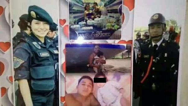 Suboficial asesina a su esposa e intenta suicidarse — Chiclayo