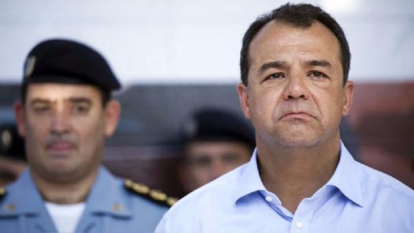 Sergio Cabral recibió su segunda condena por corrupción.