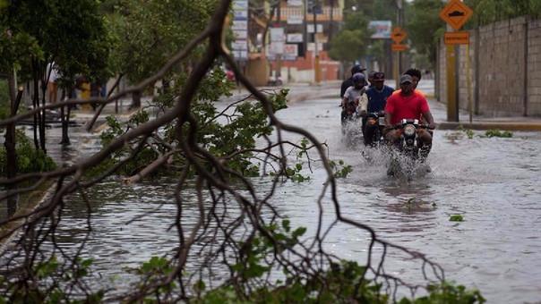 República Dominicana empieza a sentir su llegada [FOTOS — Huracán María