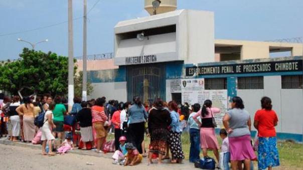 Penal Cambio Puente de Chimbote