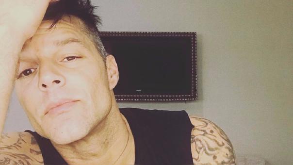 El drama que está viviendo Ricky Martin tras el huracán María