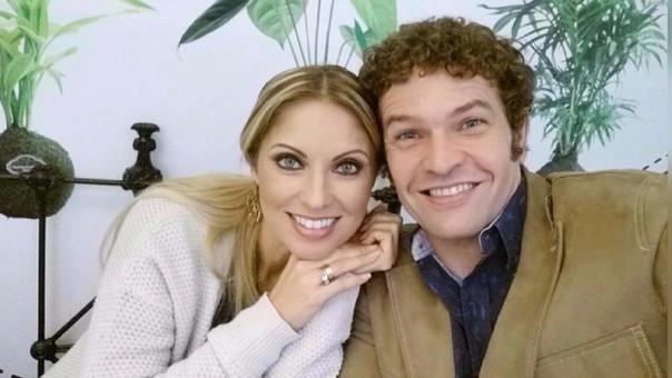 Karina Rivera y Orlando Fundichely