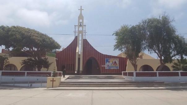 Iglesia Santa Magdalena Sofía de Ciudad Eten