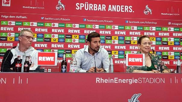 Claudio Pizarro estuvo entrenando por su propia cuenta hasta encontrar nuevo equipo.