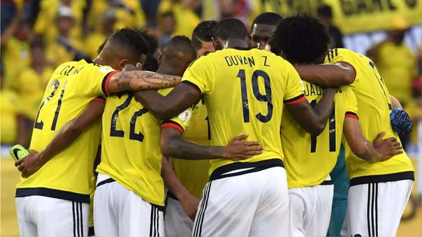Colombia se ubica en el tercer lugar de la tabla con 26 puntos.
