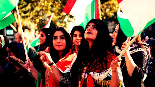Kurdistán tuvo un referéndum esta semana, al igual que Cataluña.