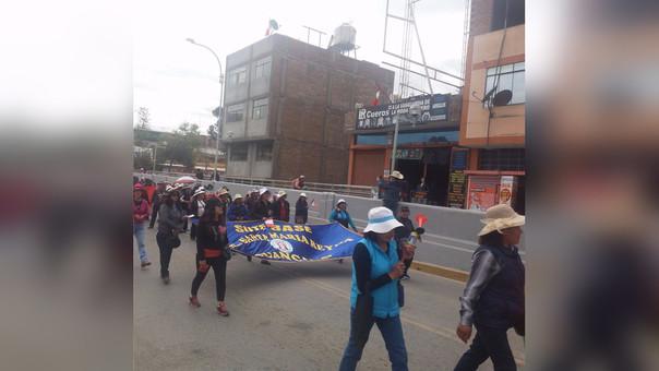 Alta radiación solar Huancayo