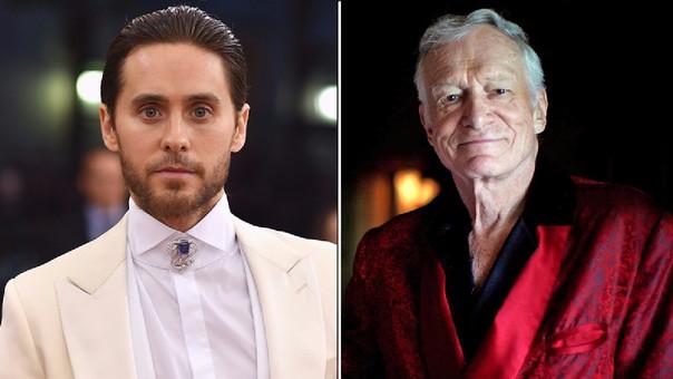 Jared Leto será Hugh Hefner en película biográfica del fundador de Playboy