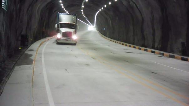 Chanchamayo, Túnel Yanango