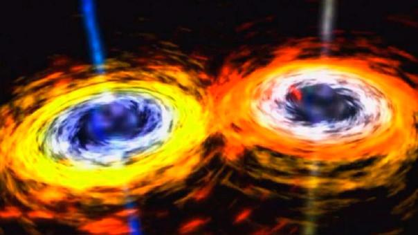 Resultado de imagen para Ondas Gravitacionales
