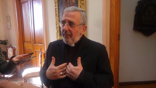 Monseñor Javier del Río