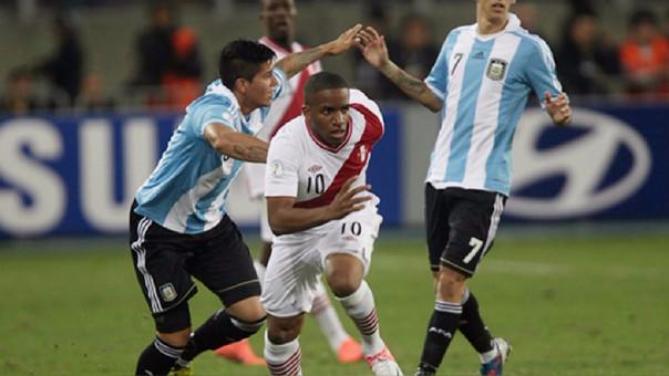 Solo seis jugadores peruanos superan en valor a Pablo Pérez, el jugador de menor valor de la plantilla albiceleste.