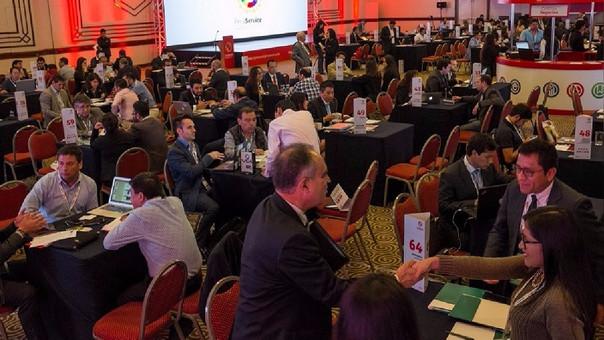 Las delegaciones internacionales que realizaron más negocios fueron las de Brasil, Chile, México y Bolivia.