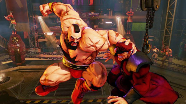 La nueva versión de Street Fighter V traerá el reclamado Modo Arcade.