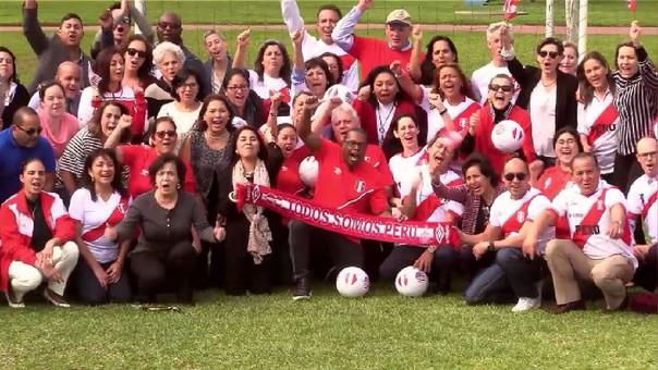 La embajada estadounidense apoya a la Selección Peruana en su duelo ante Argentina.