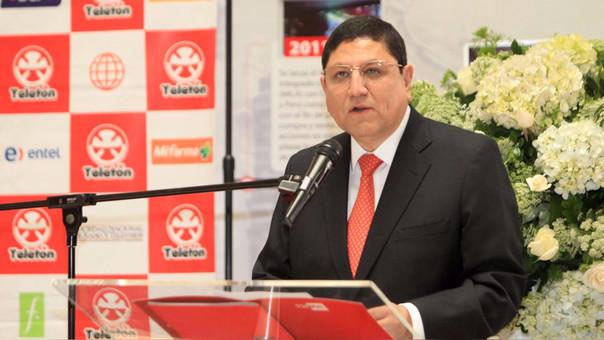 """Zaldívar sostuvo que los sectores bancario y minero han crecido bastante """"fuerte"""" este año, por las perspectivas favorables de ambos."""