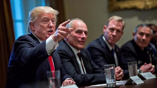 Trump cancelará acuerdo nuclear con Irán