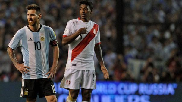 Argentina empató 0-0 ante Perú jugando en La Bombonera. Hoy están fuera de la zona de clasificación.