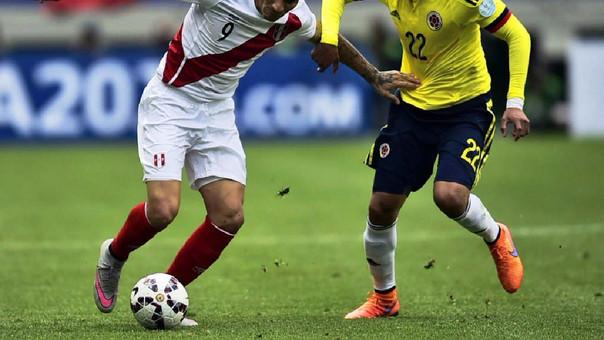 En las apuestas para el partido de Perú Colombia las cuotas siguen parejas a un día del partido.