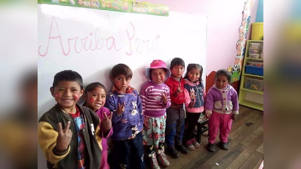 Niños de Huasicancha