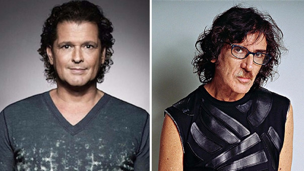 Carlos Vives y Charly García