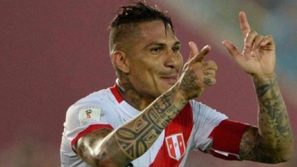 Paolo Guerrero tiene 5 goles con la Selección Peruana en las Eliminatorias Rusia 2018.