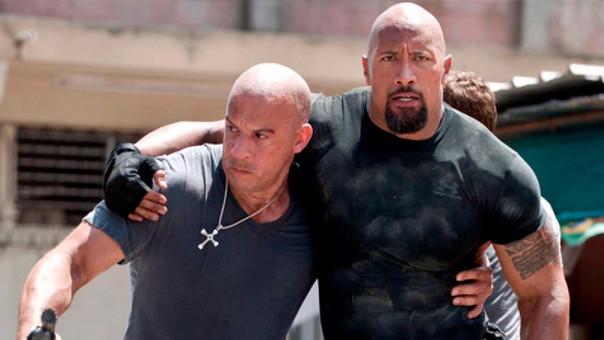 Vin Diesel 'La Roca'