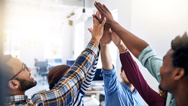 Seamos parte del cambio, construyamos espacios y relaciones saludables en el trabajo.