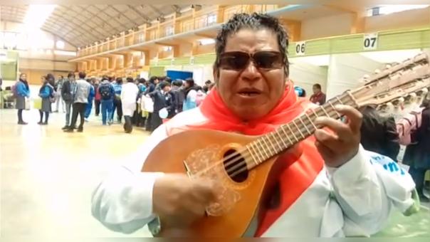 Junín canta a Perú