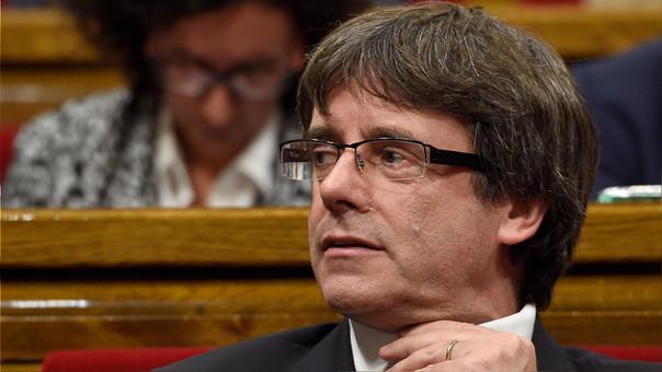 SPAIN-POLITICS-CATALONIA-INDEPENDENCE-PARLIAMENT