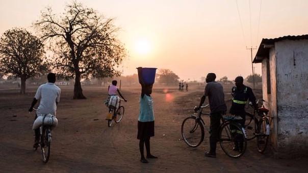 Área rural de Malaui.