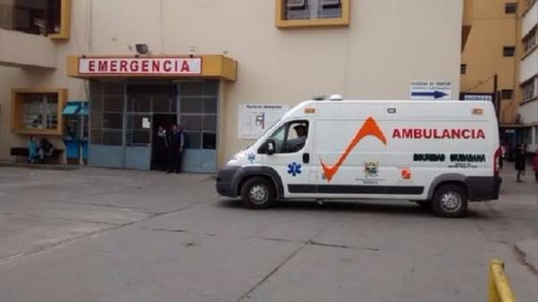 Emergencias en hospital de Arequipa.
