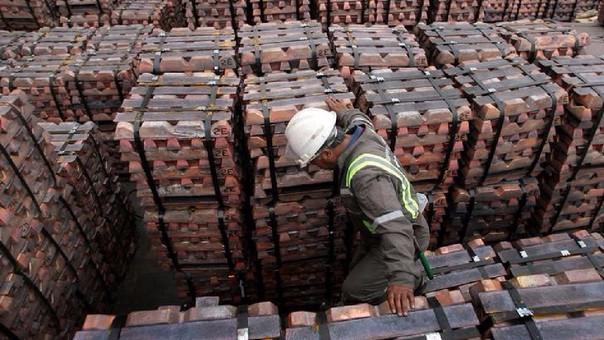 Los principales mercados de destino del cobre peruano fueron China, Japón, Corea del Sur, India, entre otros.
