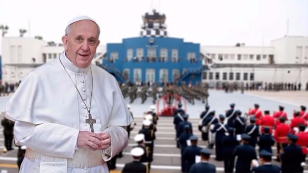 Según el Ministerio de Defensa, la Base Aérea Las Palmas podría albergar a dos millones de personas.
