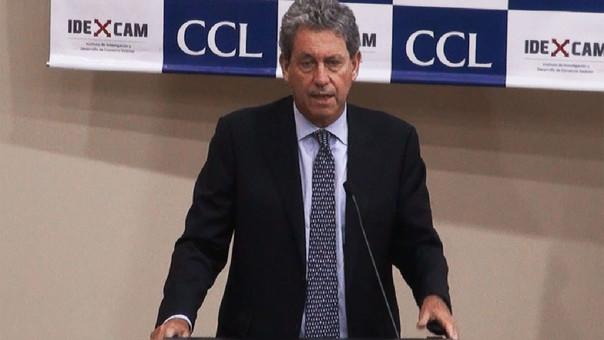Alfredo Thorne, exministro de Economía, señaló que no estamos bien es en la generación de empleo, sobre todo en la generación de empleo formal.