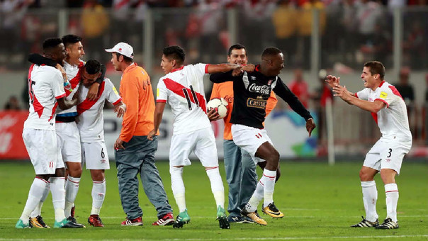 Antes de la modificación del proceso un peruano solo podía tener la visa luego del partido con Nueva Zelanda.