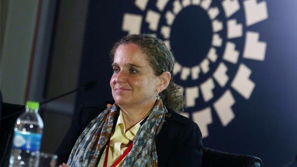 La ministra cumplirá una agenda intensa de trabajo que incluye reuniones con altos funcionarios del Banco Mundial, del Fondo Monetario Internacional (FMI) y del Banco Interamericano de Desarrollo (BID).