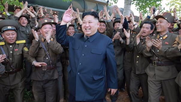 Kim Jong un volvió a amenazar a EE.UU.