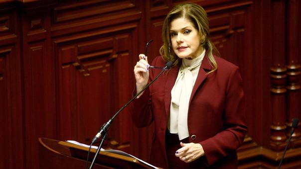Aráoz aseguró que el Gobierno busca aumentar la recaudación tributaria mediante las facultades legislativas solicitadas al Congreso.