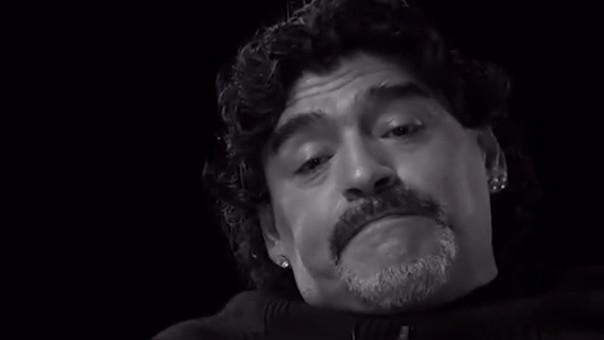 Diego Maradona mandó un mensaje a su madre a través de Facebook.